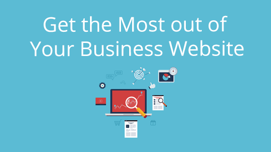 Get the Most out of Your Business Website