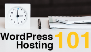 WordPress Hosting 101 Featured Image
