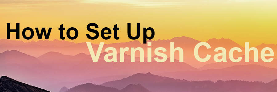 How to Set Up Varnish Cache Header Image