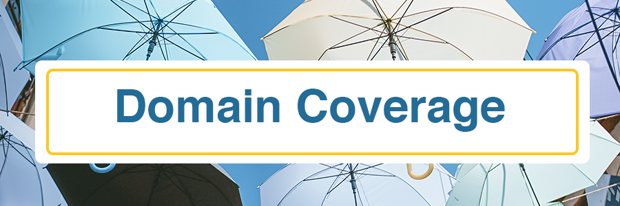 Domain Coverage header image
