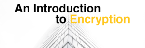 Introduction to Encryption header image