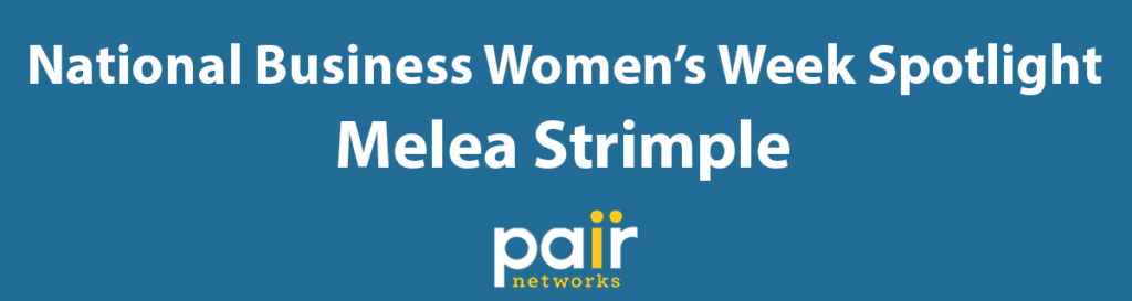 pair Networks celebrates National Business Women's Week