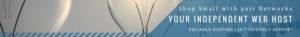 independent web host pair networks lightbulbs