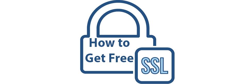 Get Free SSL for Your Website