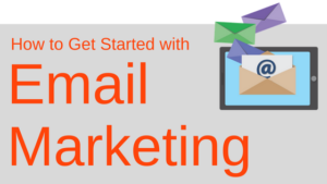 how to get started with email marketing from pair Networks