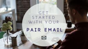 custom image pair email