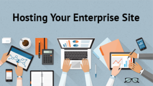 hosting your enterprise site featured image