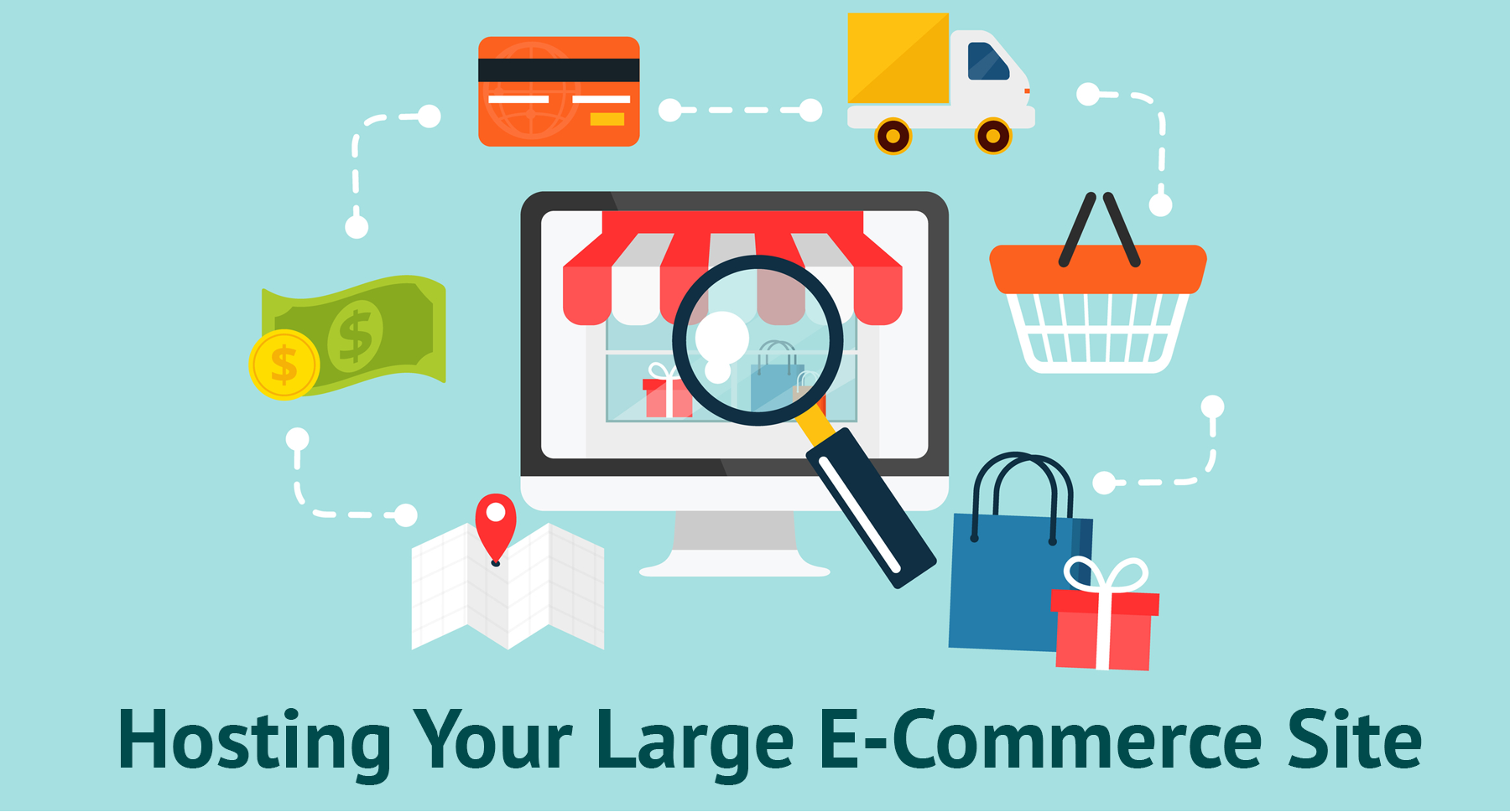 Hosting Your E-Commerce Site | pair Networks Blog