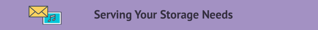 serving your storage needs image