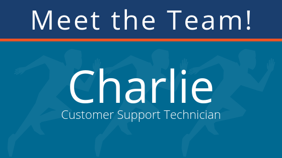 Meet pair's Customer Support Technician: Charlie