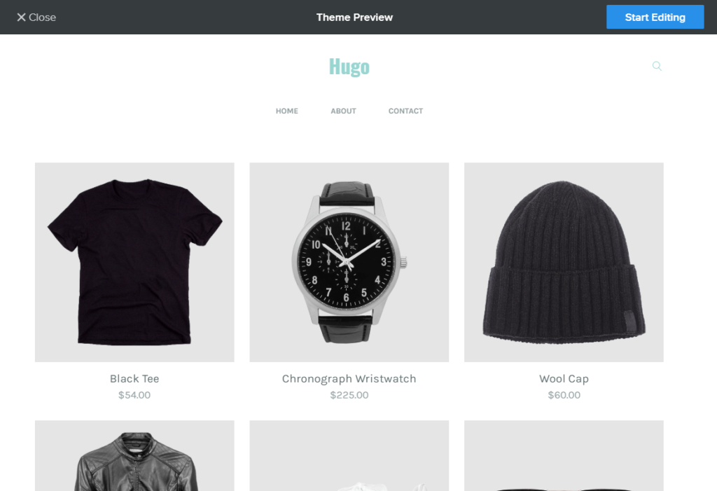 e-commerce theme image